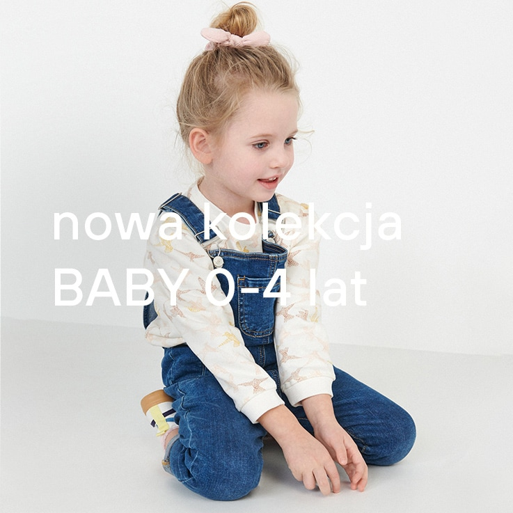 Baby GIRL - now products for babies available till size 104 - SS20 collection