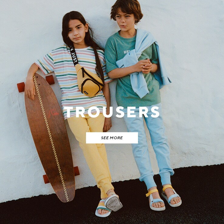 Trousers for girls - RESERVED
