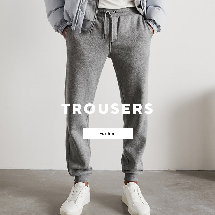 Trousers for men - RESERVED