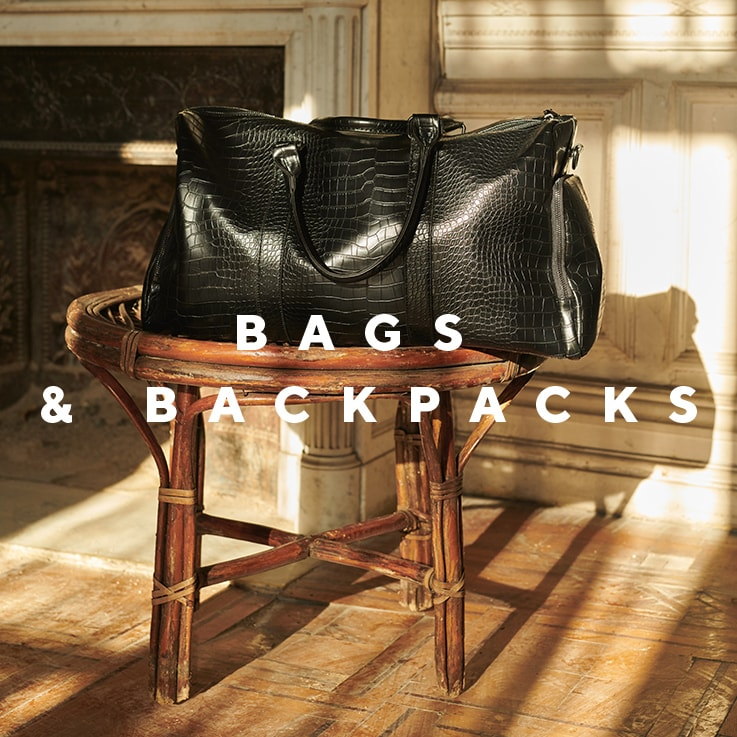 Bags and backpacks for Men