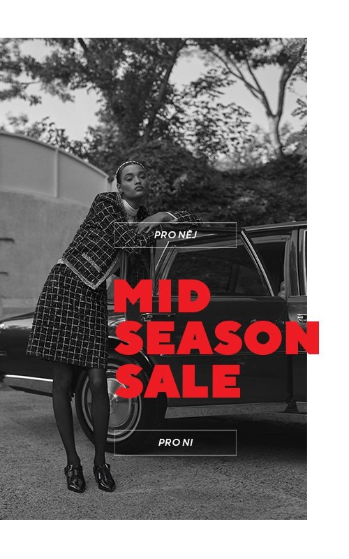 We are starting Mid Season Sale! Click to see more