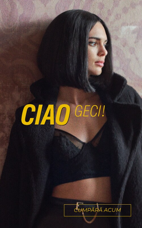Ciao Outerwear! See New Campain Kendall Jenner for Reserved!