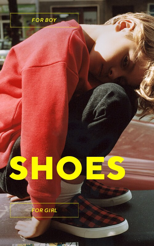 Whole Autumn Shoes Collection for girls and boys
