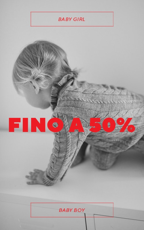 Mid Season Sale is here - chance for even 50% off on Baby Girl and Baby Boy collection