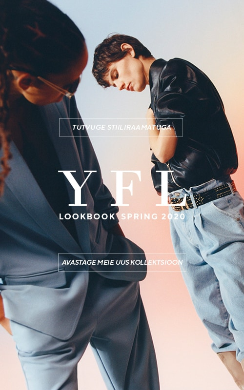 LOOKBOOK SPRING 2020 - Young Fashion Line - RESERVED
