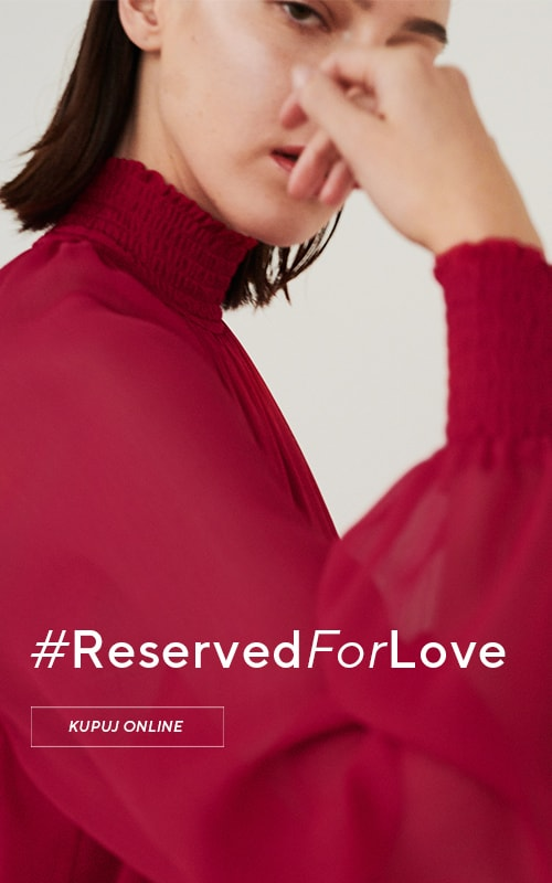 Reserved For Love - Gifts & Outfits idea for her - RESERVED