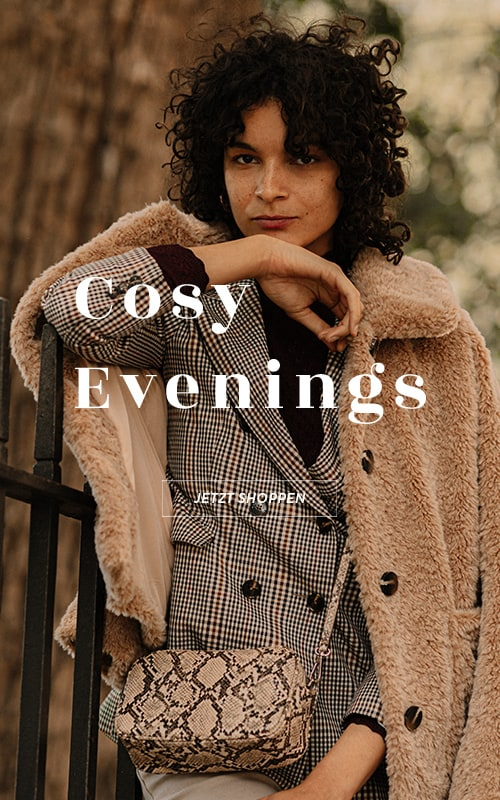 During autumn spend your cosy evenings in comfortable clothes.