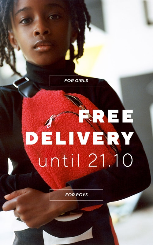 Autumn shopping with a free delivery? YES! Don`t miss it! Only till 21.10.