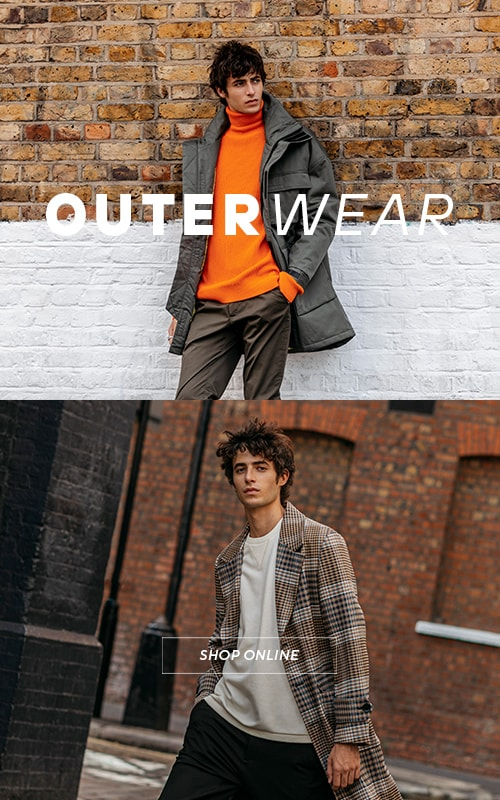 Outerwear from Reserved.