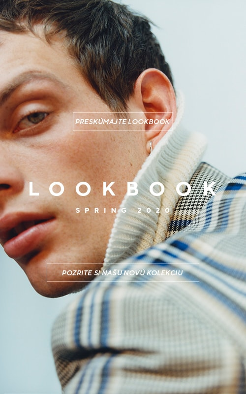 LOOKBOOK SPRING 2020 - MEN - RESERVED