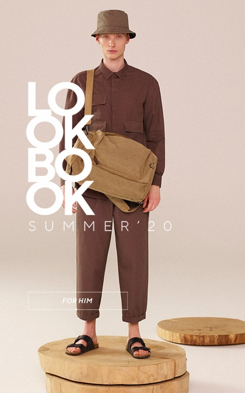 LOOKBOOK SUMMER'20 - MEN - RESERVED