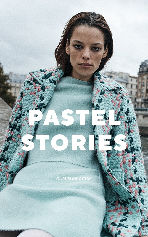Discover pastel stories new trend for women
