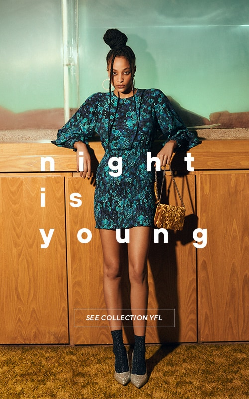 Young Fashion Line - New Collection