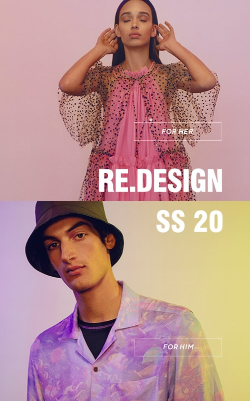 Re.Design SS20 - LIMITED COLLECTION - RESERVED