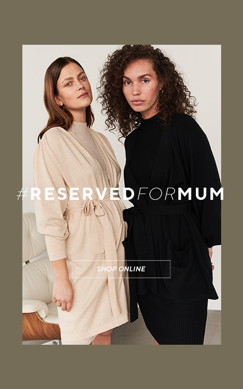 Reserved for Mum - New Maternity Collection - RESERVED