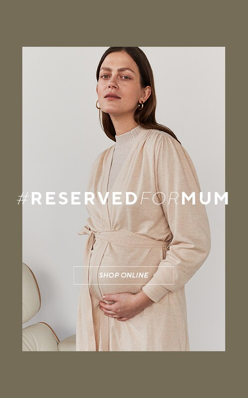 Reserved for Mum - New Maternity Collection - with you during whole pregnacy and after that! RESERVED