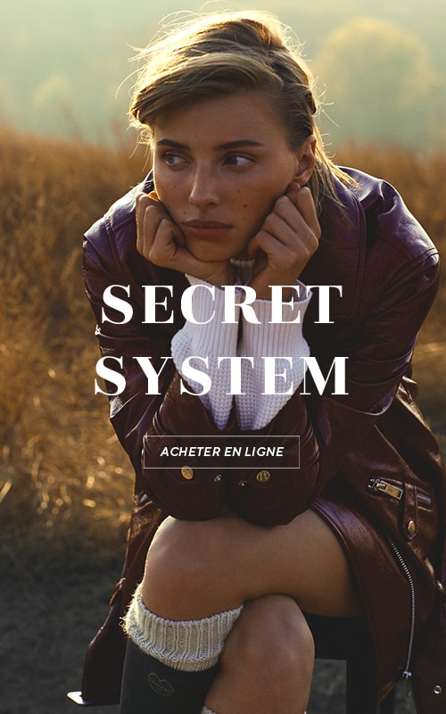 Secret System - New Capsule Collection