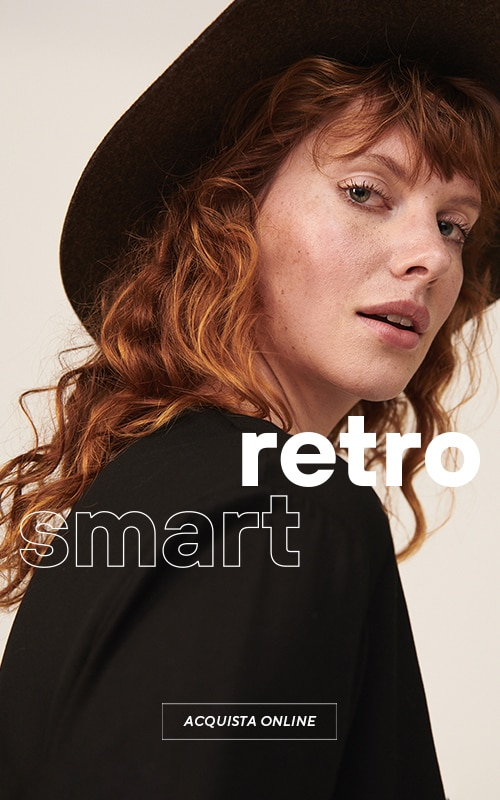Check out if our new trend for woman Smart Retro will suits you well