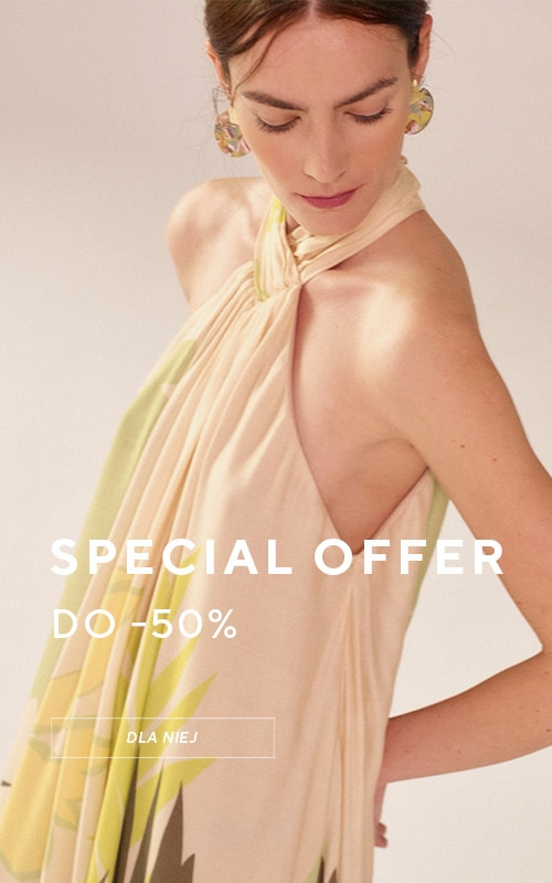 Special Offer for You! Up to -40% off selected items - RESERVED