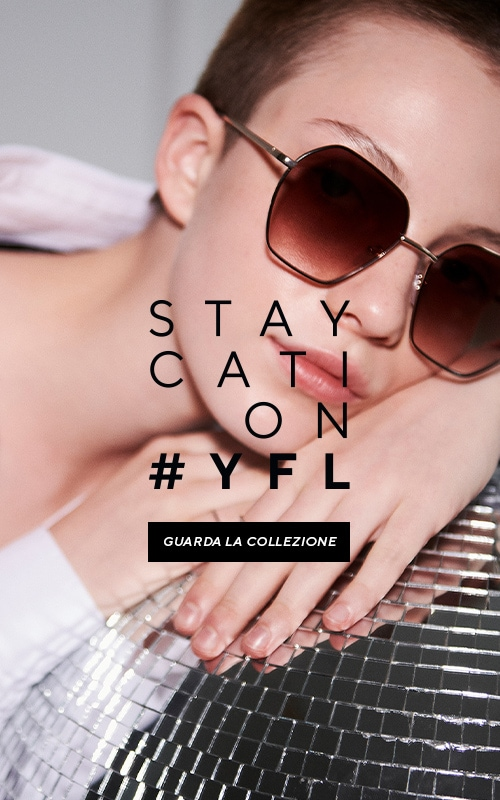 Staycation #YFL - Check New Collection - RESERVED