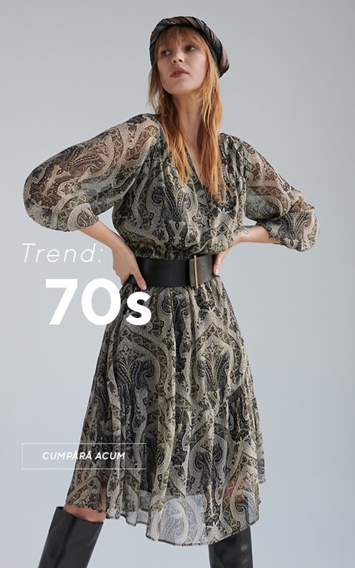 NEW TREND - Let's get back to 70s - RESERVED