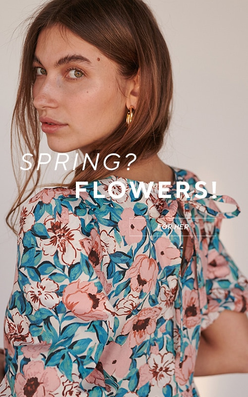 Flower Power for Spring Time - RESERVED