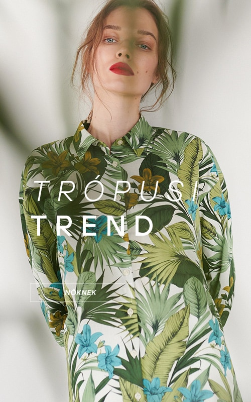 Tropical Jungle prints, flowers and cotton - New Trend for Ladies - RESERVED