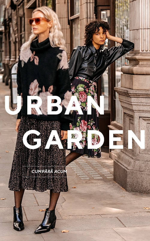 Let's change concrete jungle into urban garden!