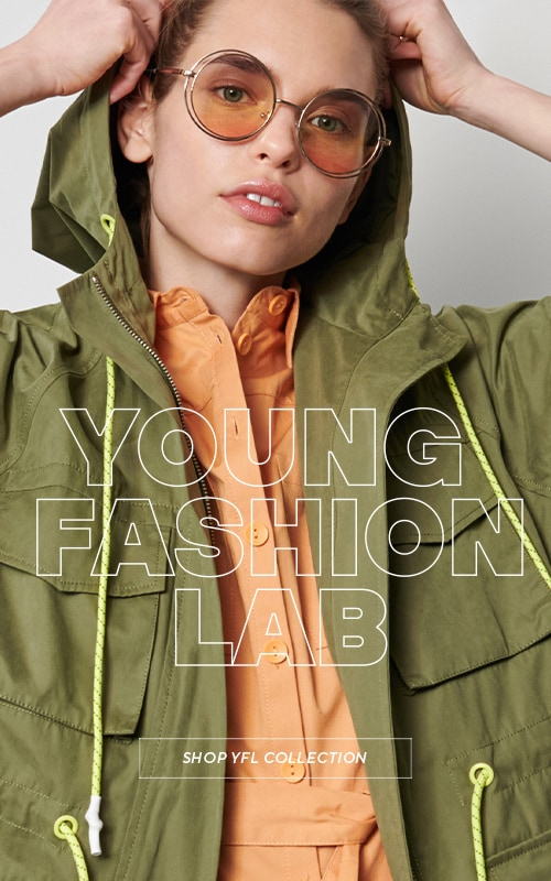 NEW TREND YFL 2020 - Young Fashion Lab - RESERVED