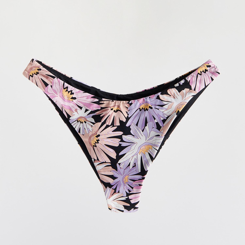 Reserved - Ladies` beachwear briefs - Oranžová
