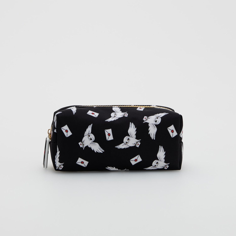 Reserved - Children`s pencil case - Černý
