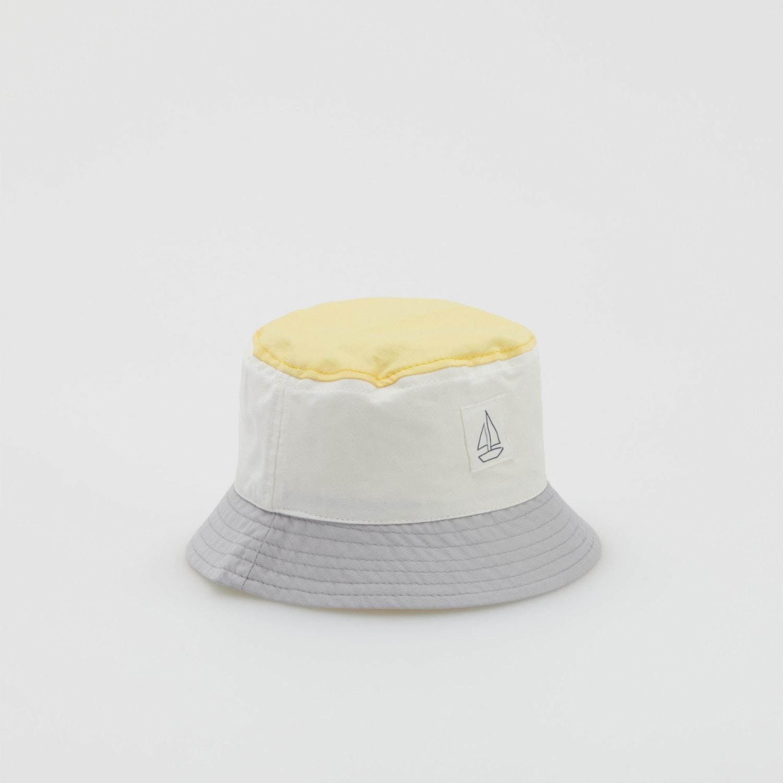 Reserved - Babies` hat - Šedá
