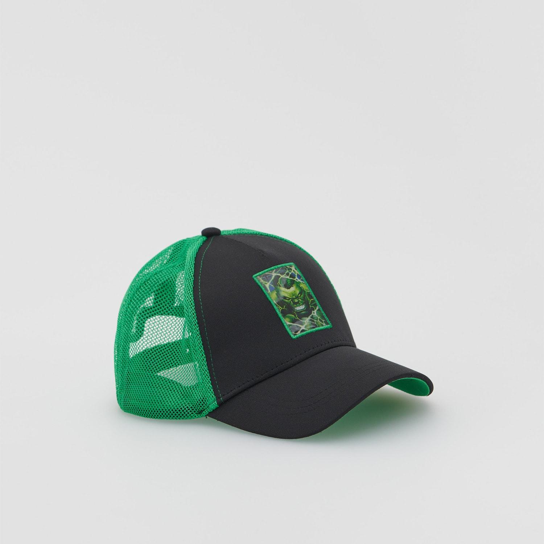 Reserved - Baseballová kšiltovka Marvel - Zelená