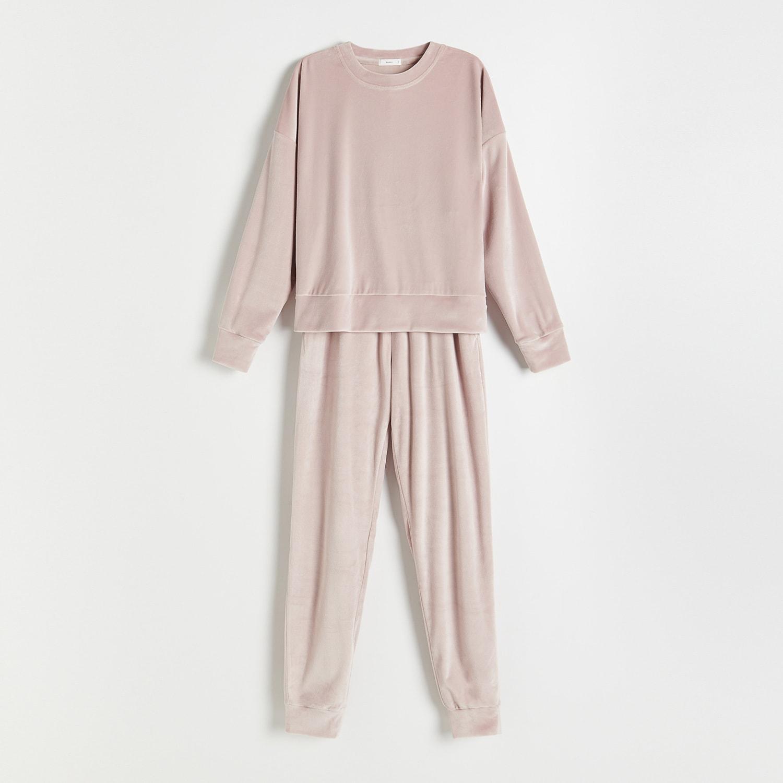 Reserved - Ladies` pyjama - Béžová