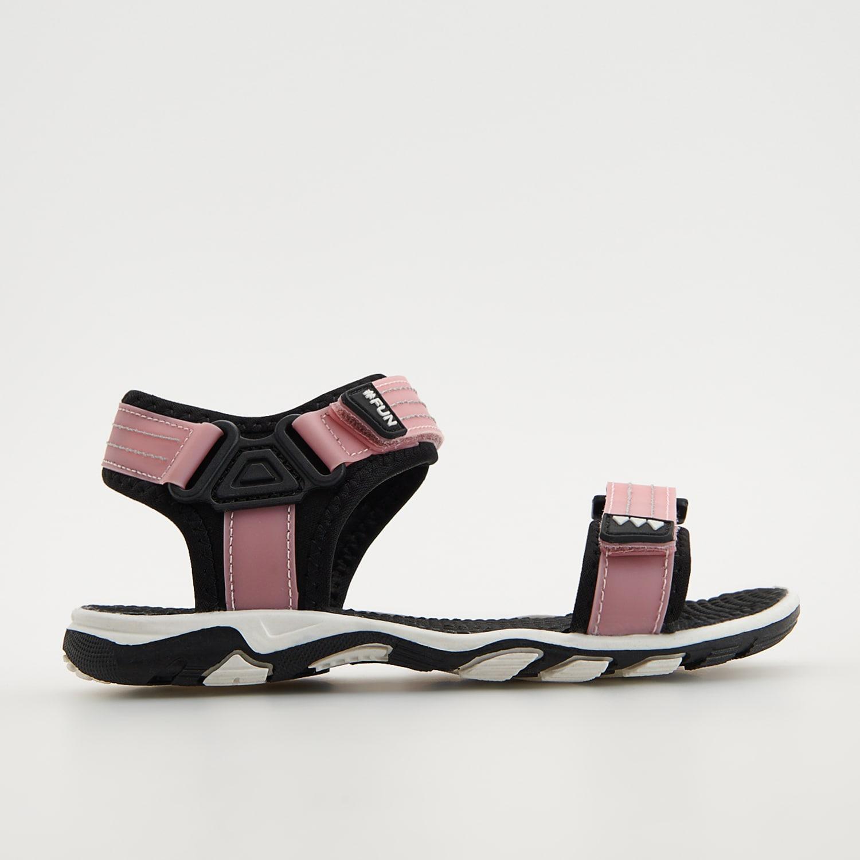 Reserved - Ladies` sandals - Růžová
