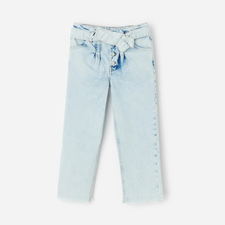 Reserved - Džínová kalhotová sukně - Modrá