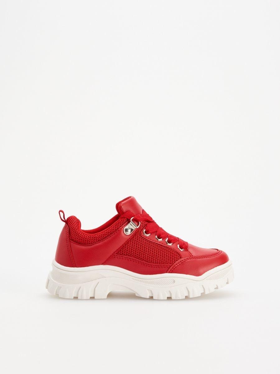 Buy online! Chunky sole sneakers