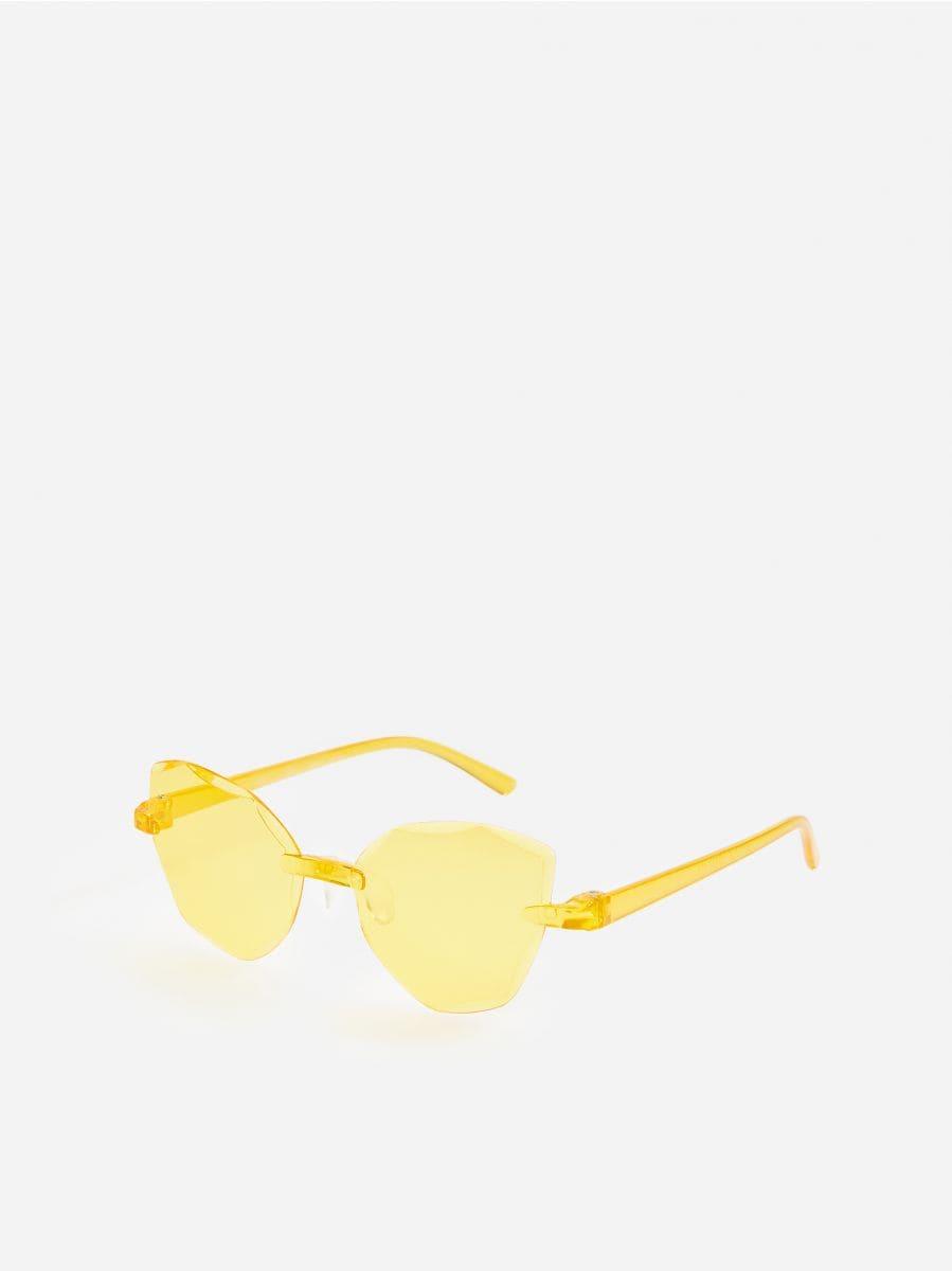 Okulary przeciwsłoneczne Reserved Okulary przeciwsłoneczne