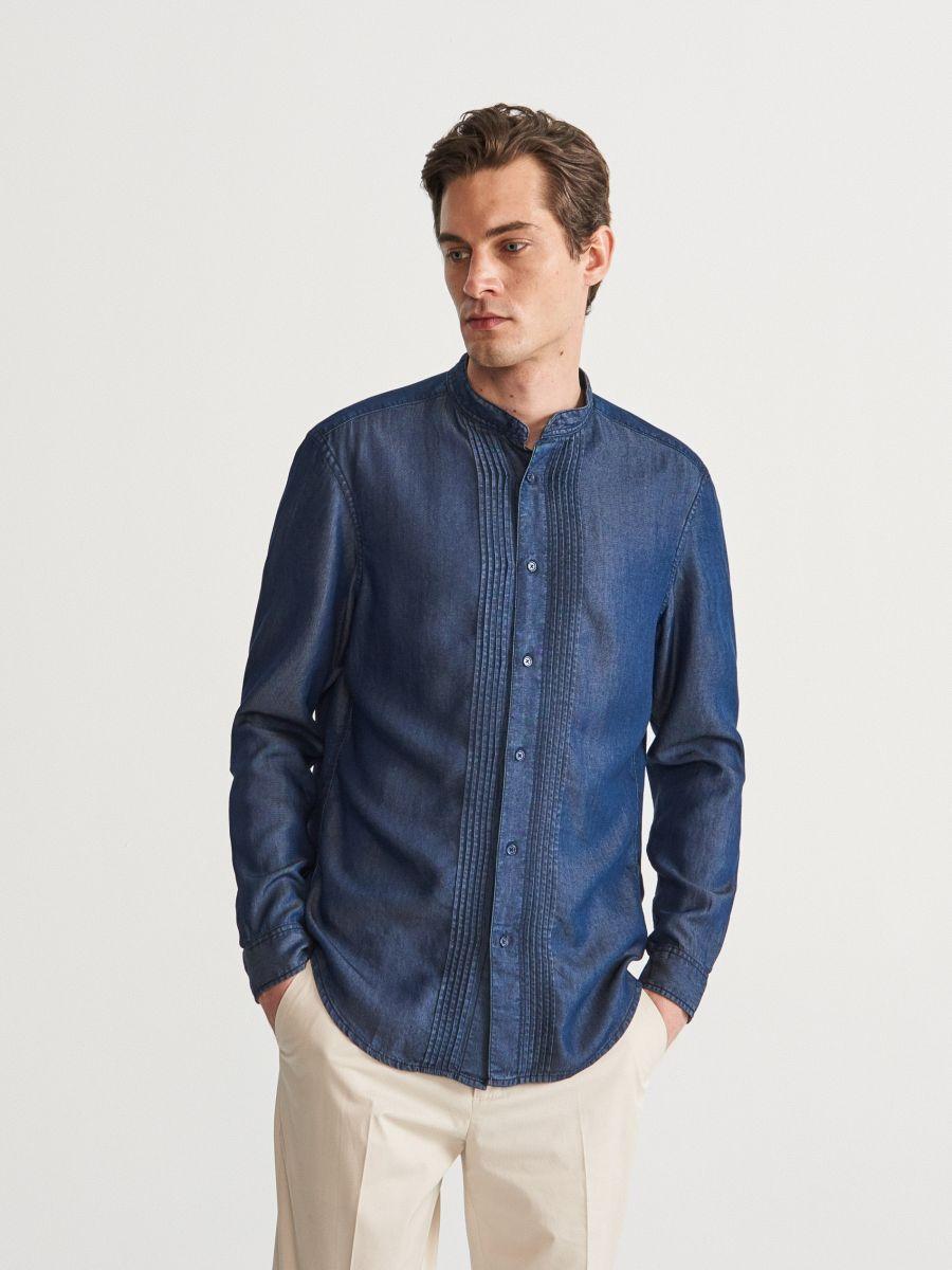 Koszula z lyocellu