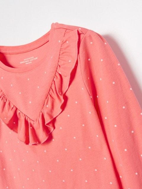 Piżama w kropki