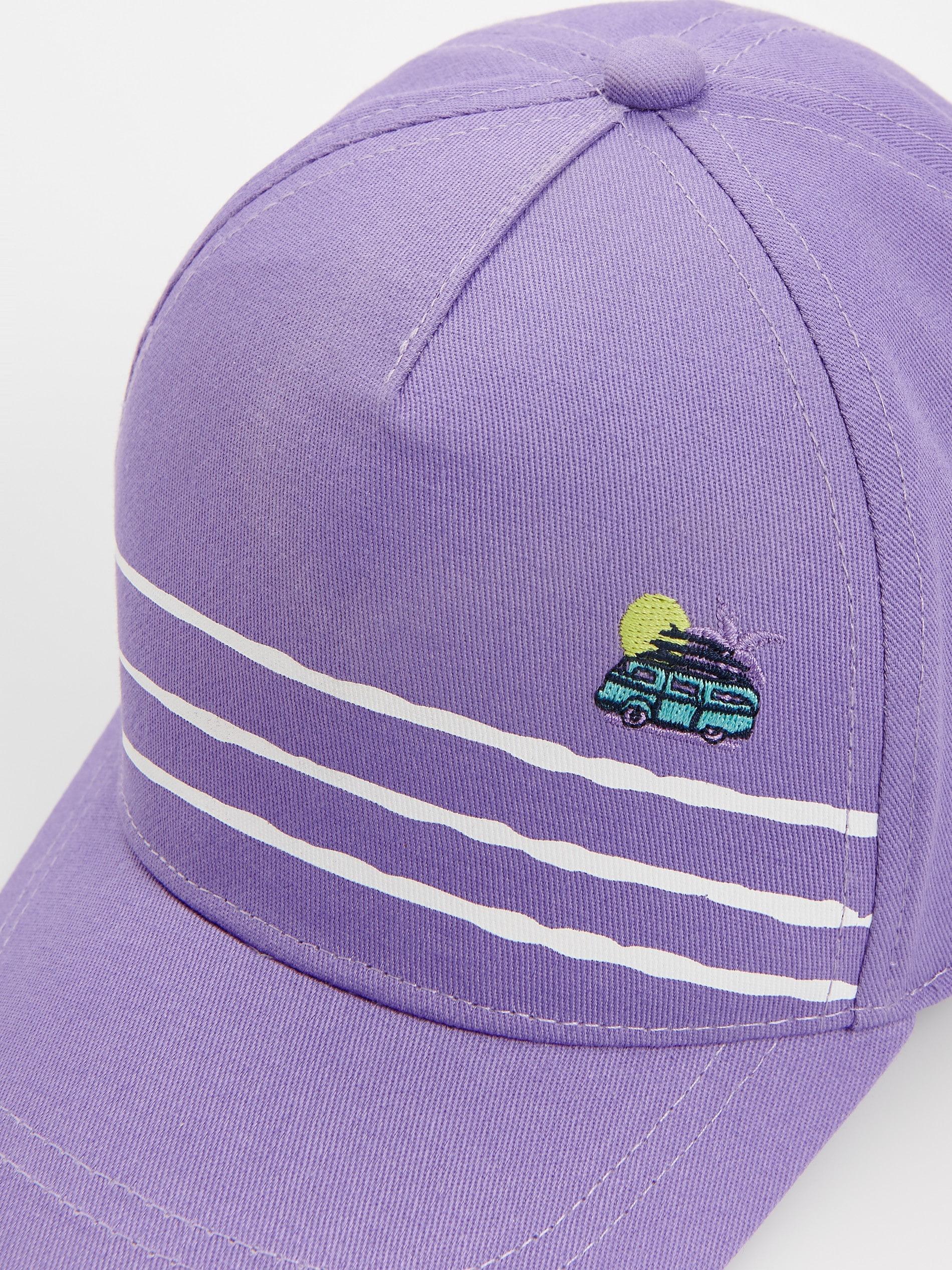 Bawełniana czapka z daszkiem
