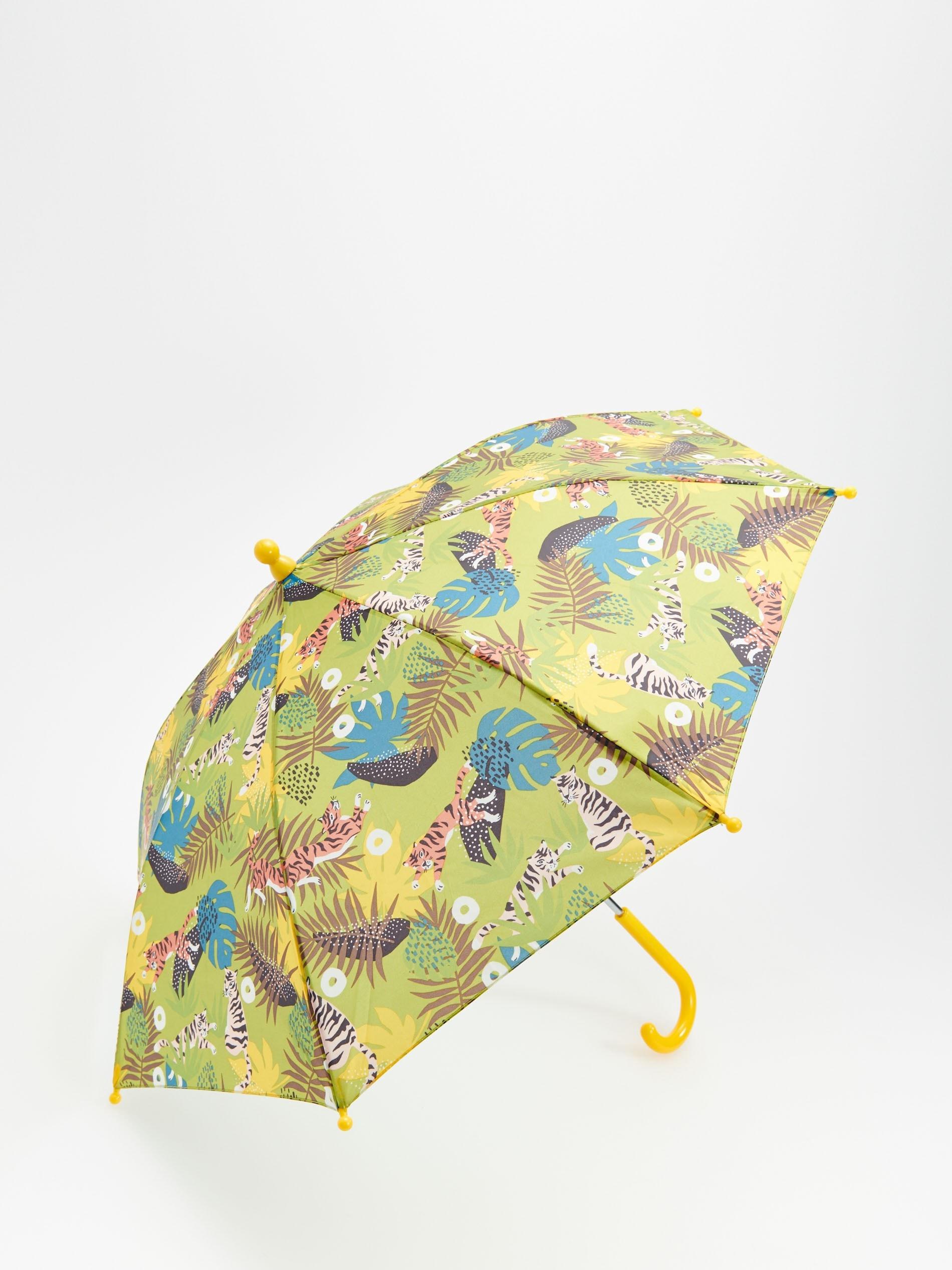 Wzorzysty parasol