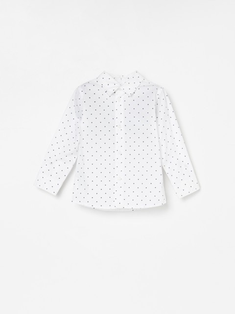 Bawełniana koszula w gwiazdki