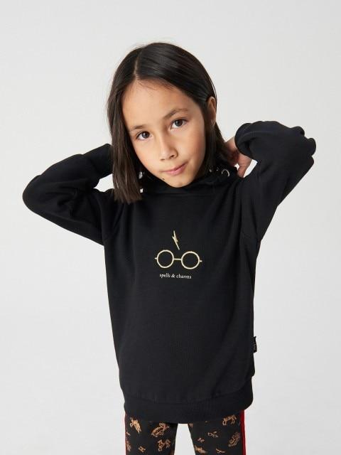 Świąteczna bluza z nadrukiem Harry'ego Pottera