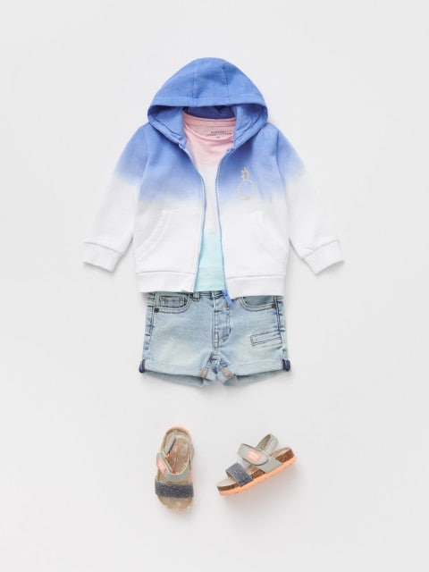 Bluza dresowa z kapturem