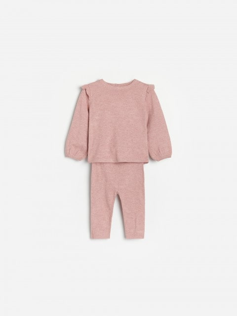 Jumper and trousers set