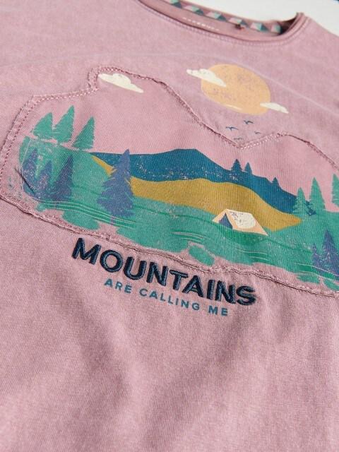 T-shirt cu imprimeu