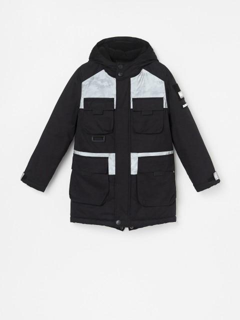 Jachetă cu bretele