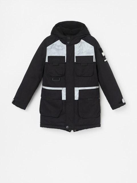 Куртка с лямками