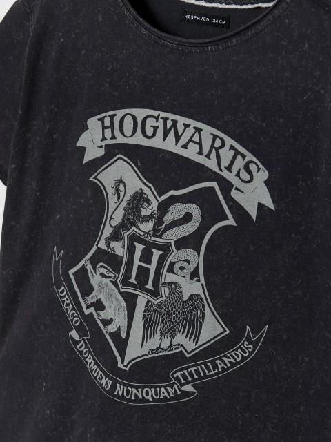 Футболка с принтом Harry Potter